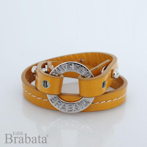 coleccion-brabata-luna-brazalete-piel-amarilla