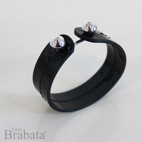coleccion-plata-brabata-esferas-pulsera-negro